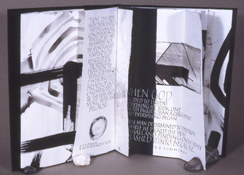 Artists Book Free Play 8